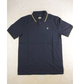 Brixton Brixton - Indy Guard Polo Black