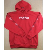 Brixton Brixton - Indy Shine Hood Red