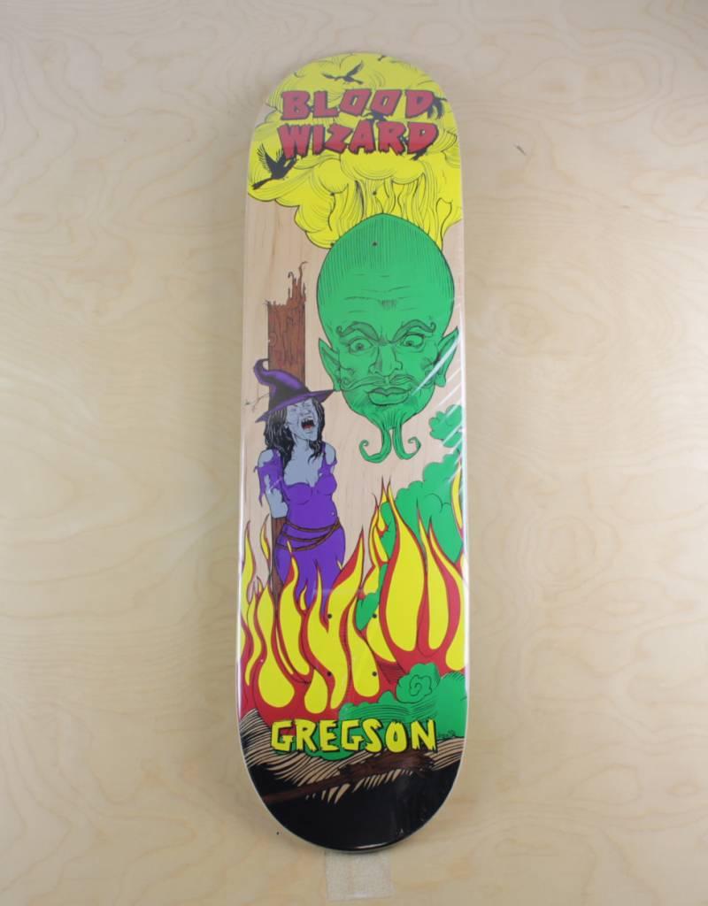 Blood Wizard Blood Wizard - 8.5 Gregson Wizard