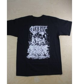 Anti Hero Anti Hero - Curb Pit S/S Black/White