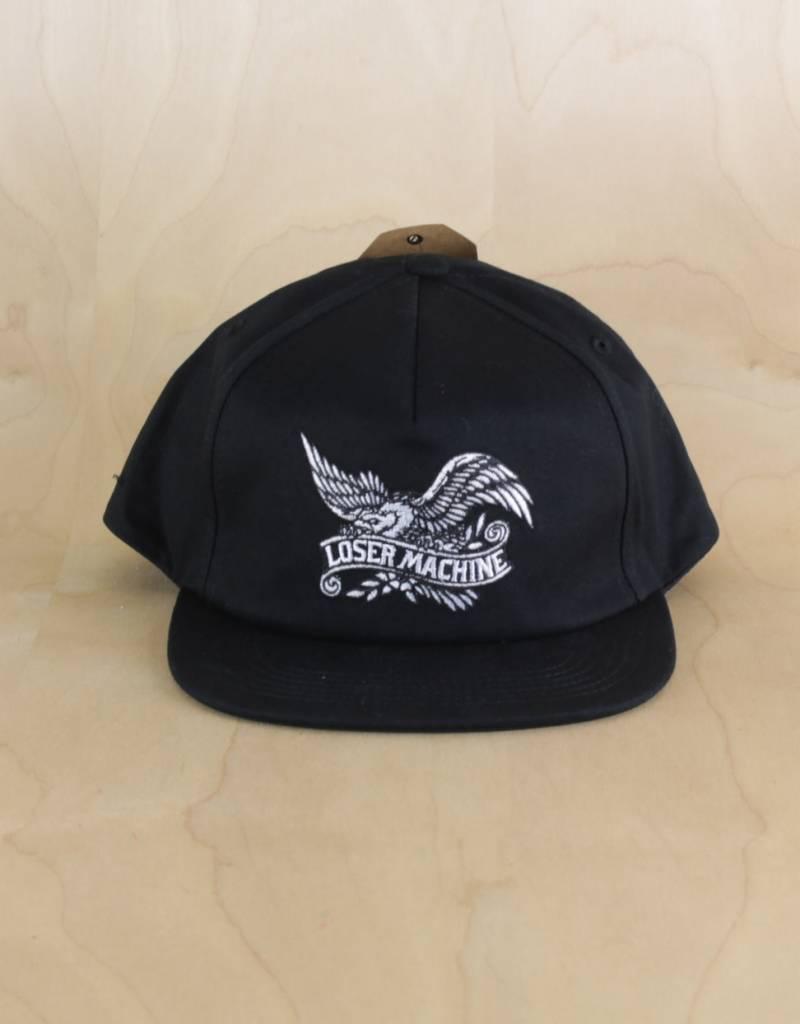 Loser Machine Loser Machine - Elway Hat Black