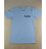 The Point The Point - Keep On Pushin S/S Pale Blue