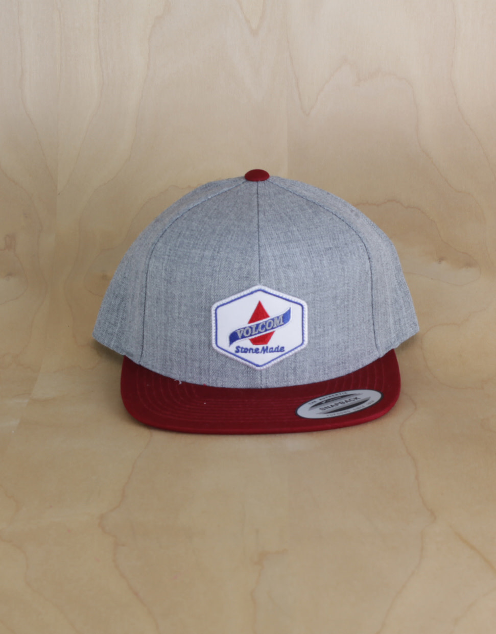 Volcom Volcom - Cresticle Cowhide Snapback