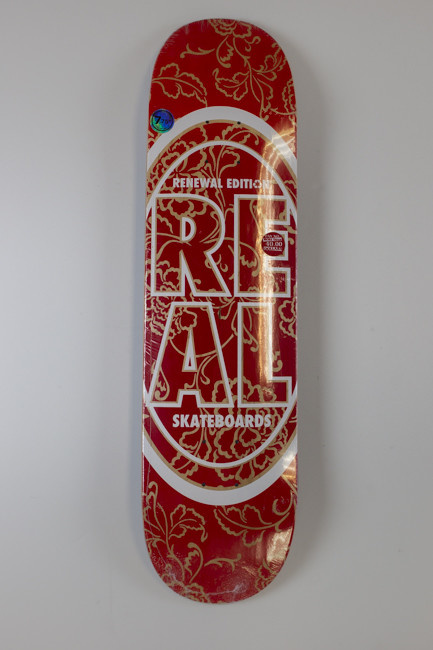 Real Real - Oval Floral