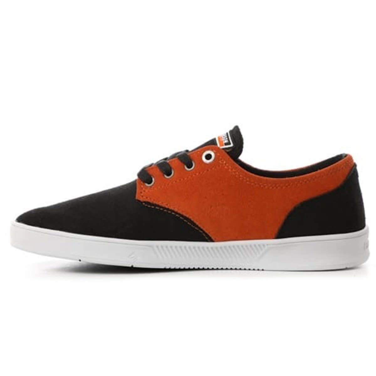 Emerica Emerica - Romero Laced X Bronson Black/Orange