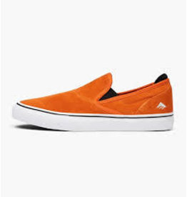 Emerica Emerica - Wino G6 Slip On X Bronson Orange