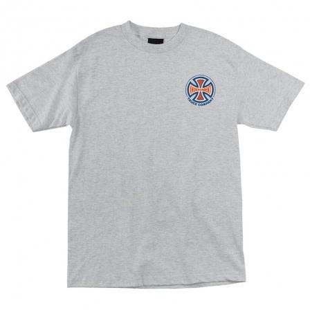 Independent Independent - Spectrum Truck Co. S/S Regular T-Shirt Ath Hthr