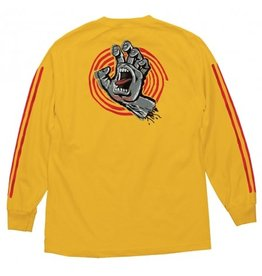 Santa Cruz Santa Cruz - Off Hand L/S Regular  Gold