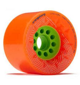 Orangatang Orangatang - 85mm 80a Caguama Orange