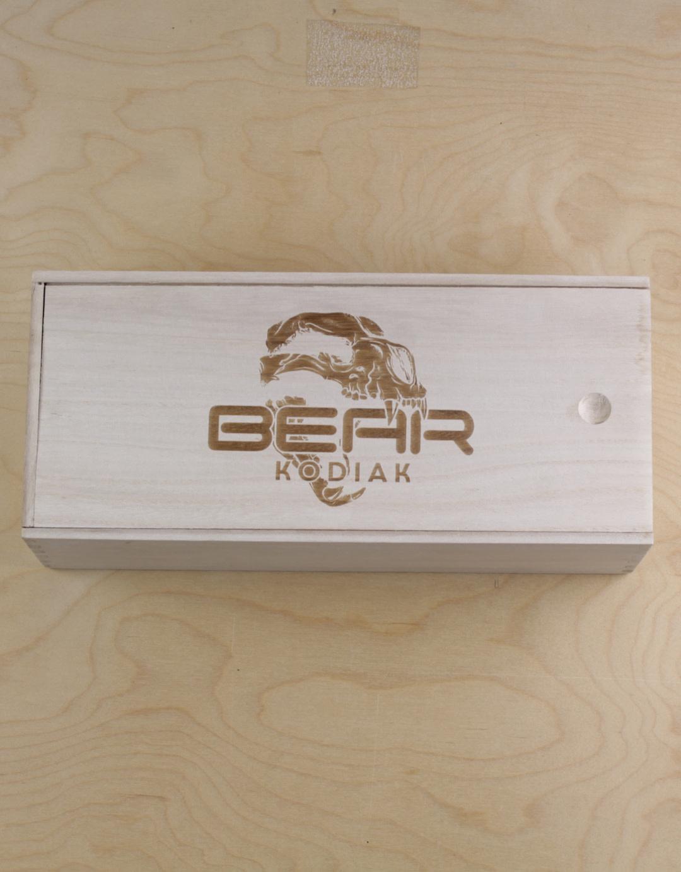 Bear Bear - Kodiak Truck Red Box