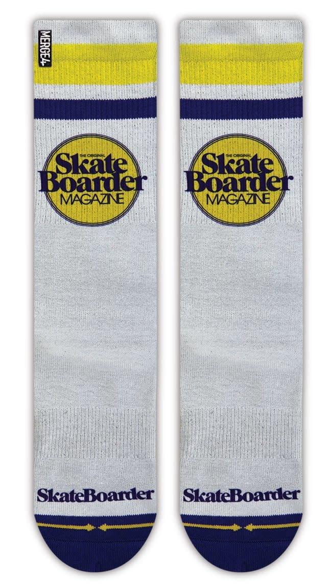 Merge 4 Merge 4 - Skateboarder