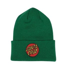 Santa Cruz Santa Cruz - Classic Dot Beanie Long Shoreman Hat Santa Cruz
