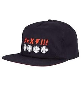 Independent Independent - Ante Crosses Snapback Low Profile