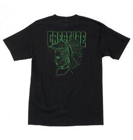 Creature Creature - Descendent S/S Pocket T-Shirt Black