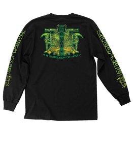 Creature Creature - Busqueda De Hesh L/S Regular T-Shirt Black