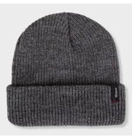 Brixton Brixton - Heist Beanie Heather Grey