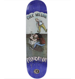 Foundation Foundation - 8.0 Wilson Student