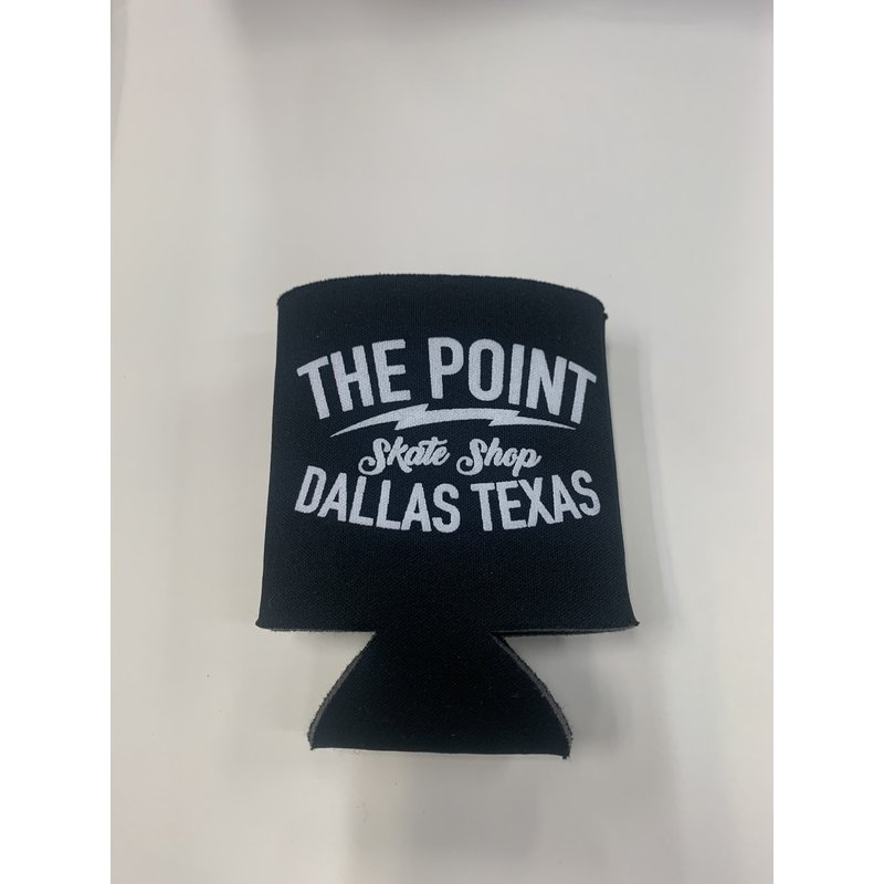 The Point The Point - Classic Coozie Black