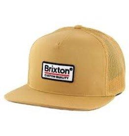 Brixton Brixton - Palmer Mesh Cap Copper