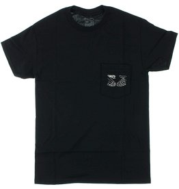 Doom Sayers Doom Sayers - Snake Shake Pocket Black Small