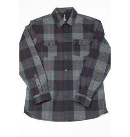 The Point The Point - Black Steel Flannel
