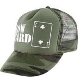 Low Card Low Card - Classic Logo Mesh Hat Camo