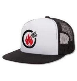 Black Label Black Label - Thrash Flame Snapback