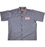 The Point The Point - Deco Shop Shirt Navy/Khaki
