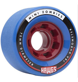 Hawgs Hawgs - 70 Mini Zombie Blue