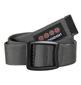 Independent Independent - Manner Web Belt Dark Charcoal Unisex