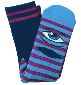 Toy Machine Toy Machine - Sect Eye III Striped Navy/Purple