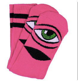 Toy Machine Toy Machine - Sect Eye III Sock Pink