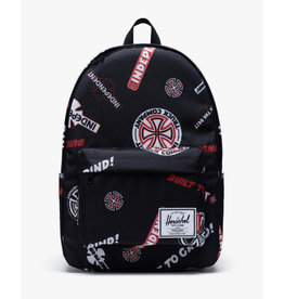 Herschel Herschel - Indy Classic 600D Backpack Black/White/Red