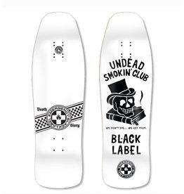 Black Label Black Label - 9.5 Undead Smoking Club White