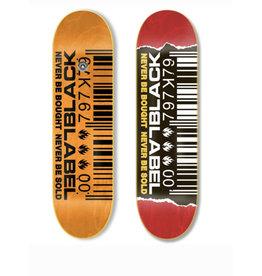 Black Label Black Label - 9.0 Ripped Barcode