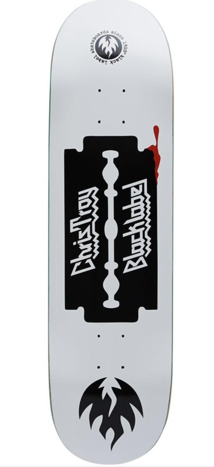 Black Label Black Label - 8.5 Troy Razorblade