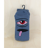 Toy Machine Toy Machine - Bloodshot Eye Sock Black