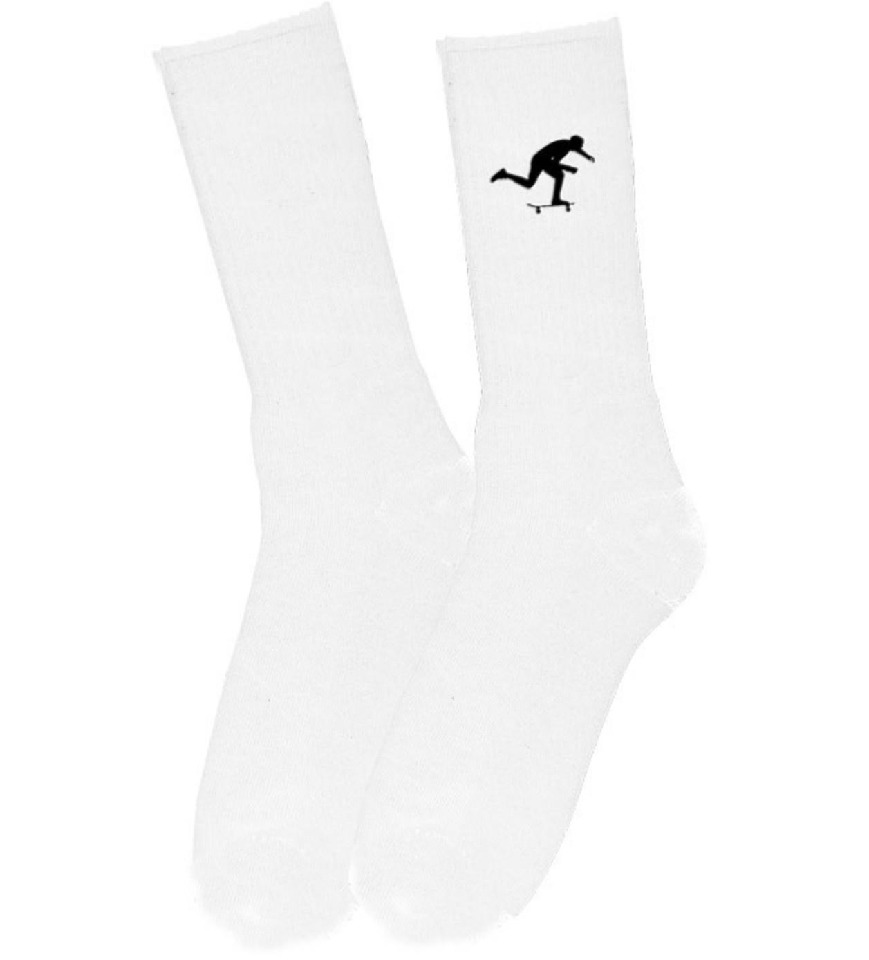 Foundation Foundation - Push Sock White