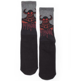 Toy Machine Toy Machine - Hell Monster Crew Sock