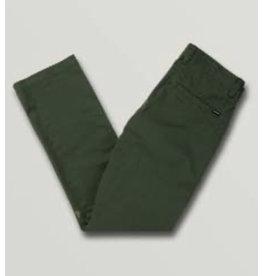 Volcom Volcom - Frickin Modern Stretch Chino Cilantro Green
