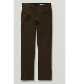 Volcom Volcom - Frickin Stretch Regular Straight 17 Brown