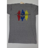 The Point The Point - Tri Color Curb SS Heather Grey