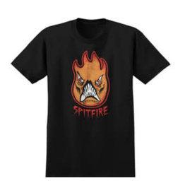 Spitfire Spitfire - Neckface Neckhead SS Black/Red