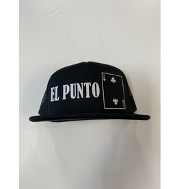 Low Card Low Card - El Punto Trucker Black