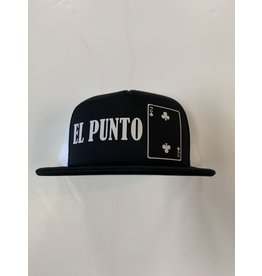 Low Card Low Card - El Punto Trucker Black/White