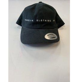 Foureva Foureva - Dad Hat Black/White