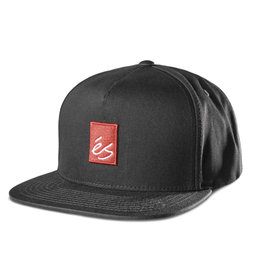Es eS - Main Block Snapback Black