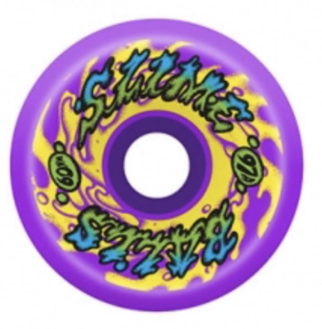 Slime Balls Slime Balls - Goooberz Vomits Purple 97a