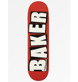 Baker Baker - 8.5 Brand Logo Red/White