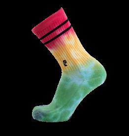 Psockadelic Psockadelic - Tie-Dye Green/Yellow/Red